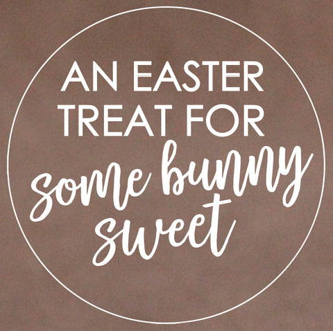 Easter - Easter Treat Cookie Stamp (Generic)