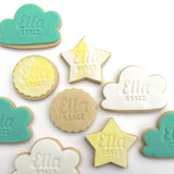 Simple Name Cookie Stamp