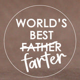 Father's Day Cookie Stamp - Happy Father's Day (Generic)