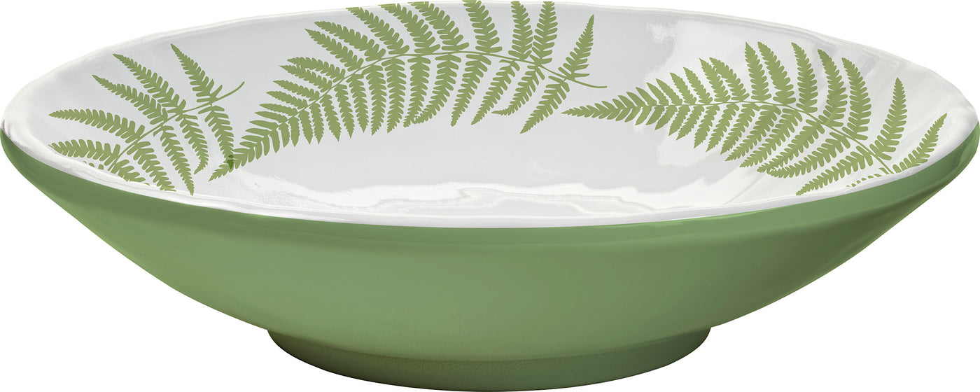 Fern Serving Bowl