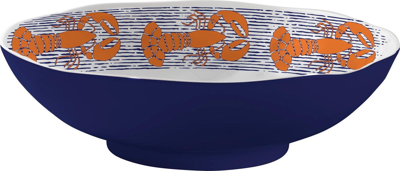Waterline Lobster Serving Bowl