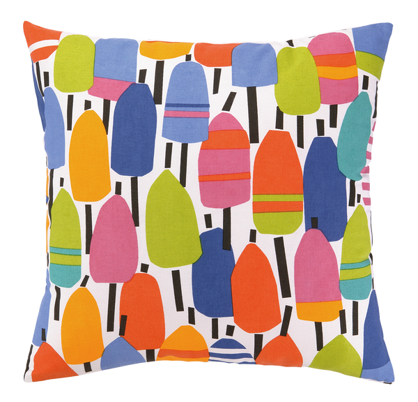 Buoy Canvas Pillow