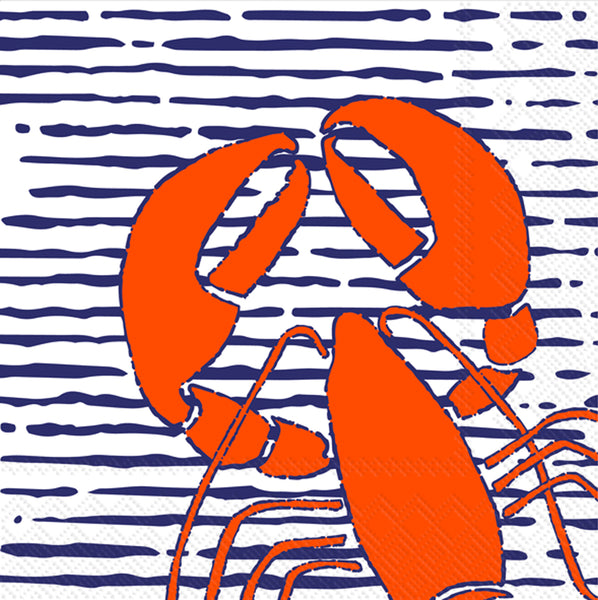 Waterline Lobster Napkins