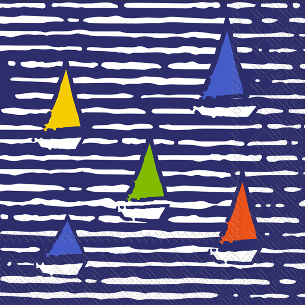 Waterline Boats Napkins