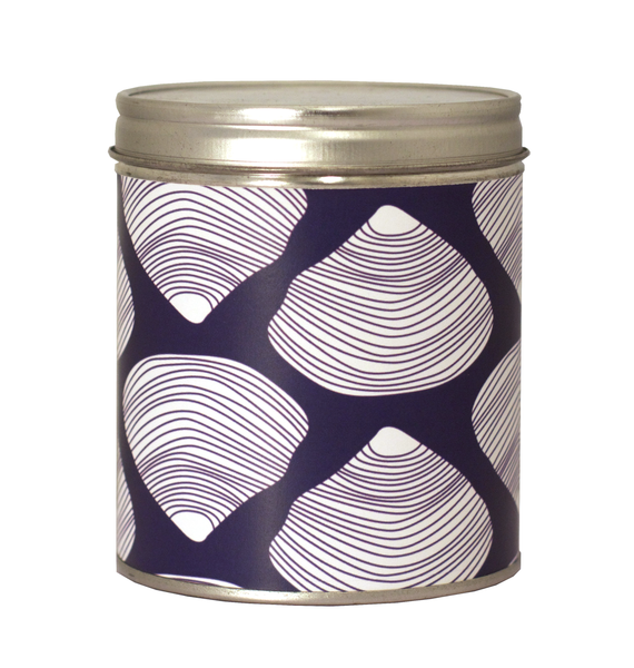 Clamshell Candle