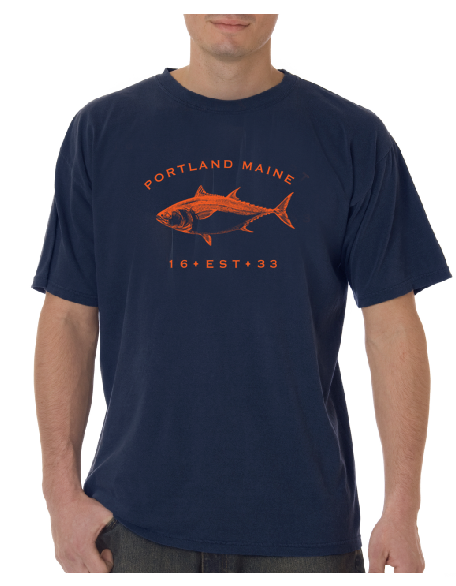 Hot Tuna Portland T-Shirt - Adult