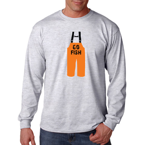 Go Fish Long Sleeve - Adult