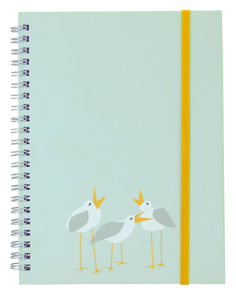 Seagulls Journal