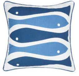 Sardinia Canvas Pillow