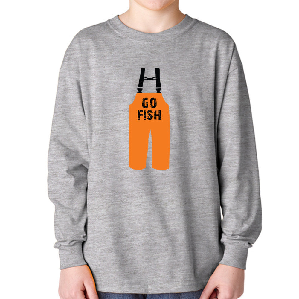 Go Fish Long Sleeve - Youth