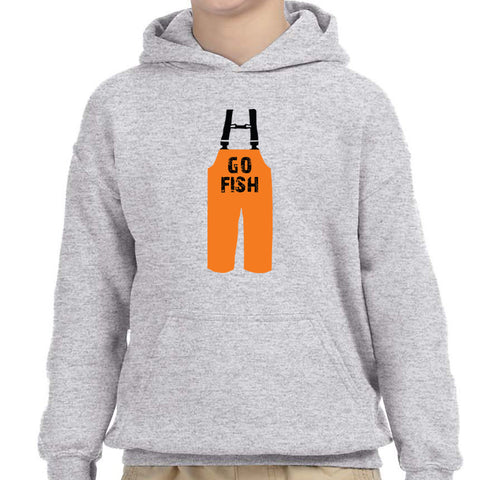 Go Fish Hoodie - Youth