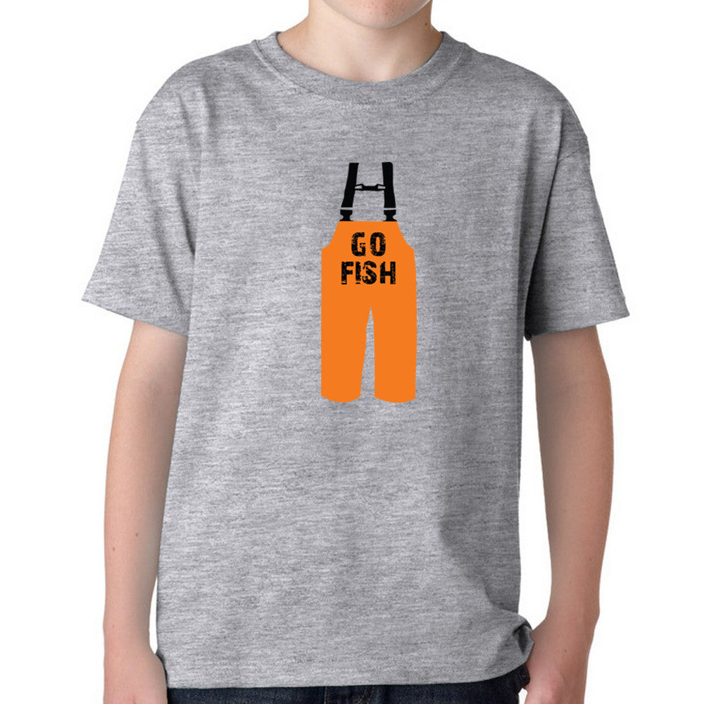 Go Fish T-Shirt - Youth