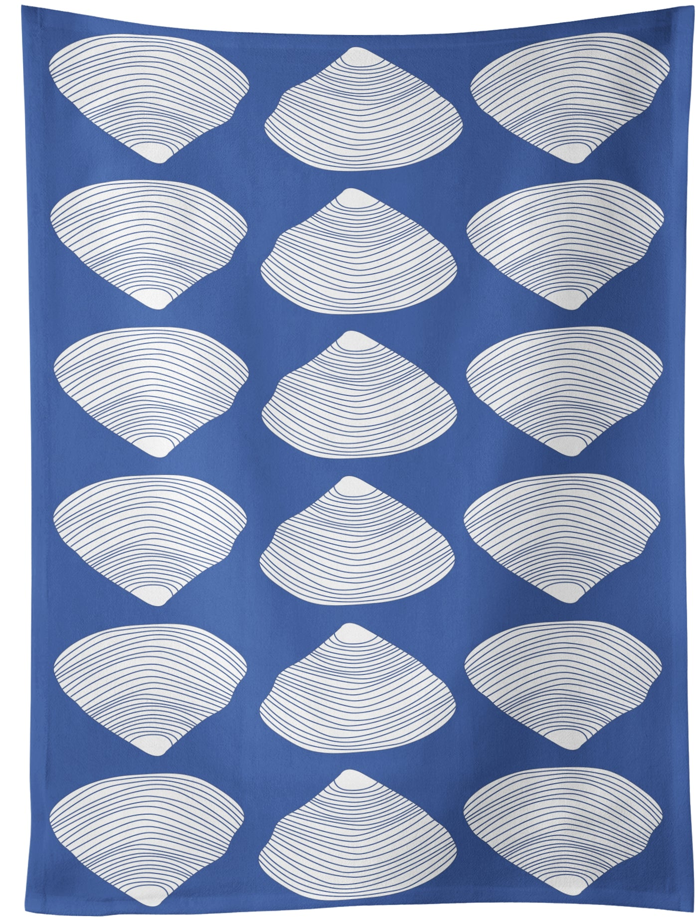 Clamshell Tea Towel