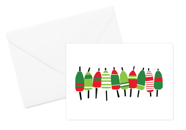 Holiday Buoyline Card