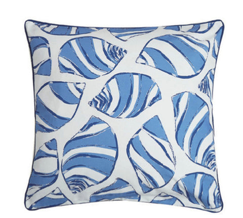 Periwinkles Pillow