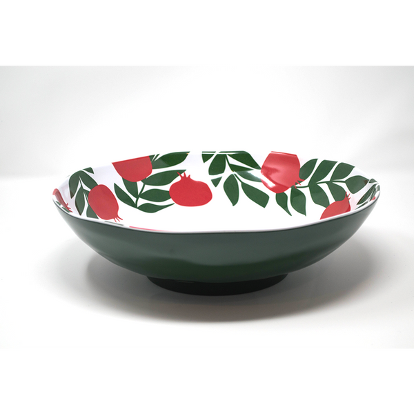 Pomegranate Serve Bowl
