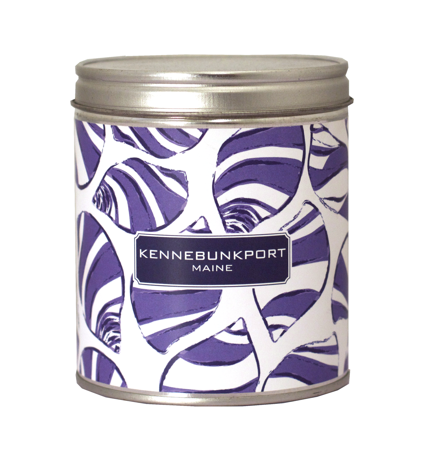 Periwinkles Candle