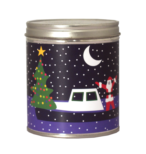 Christmas Prelude Candle