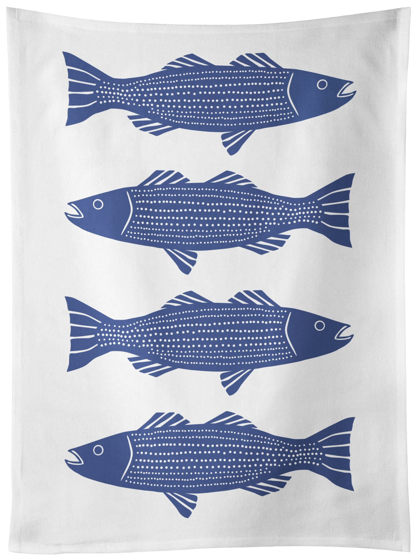 Striper Tea Towel
