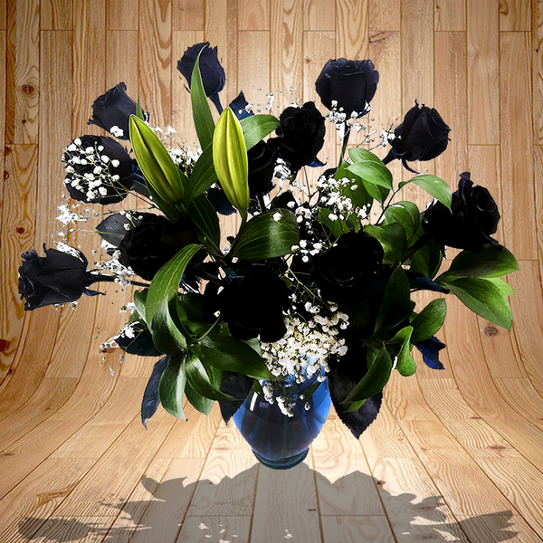 Bouquet Black Tint.