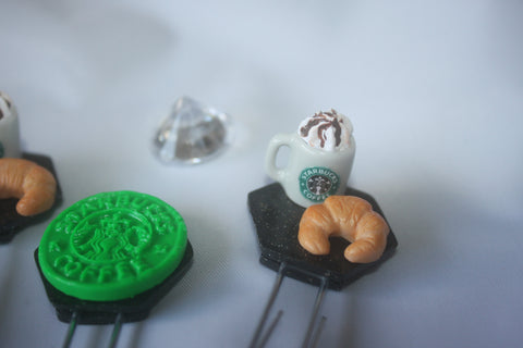 Starbucks Paperclip Set