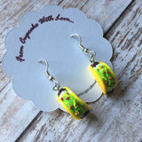 Taco Earrings