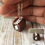 Hostess Inspired Cupcake Necklace