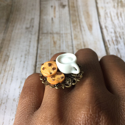Cookies & Milk Ring