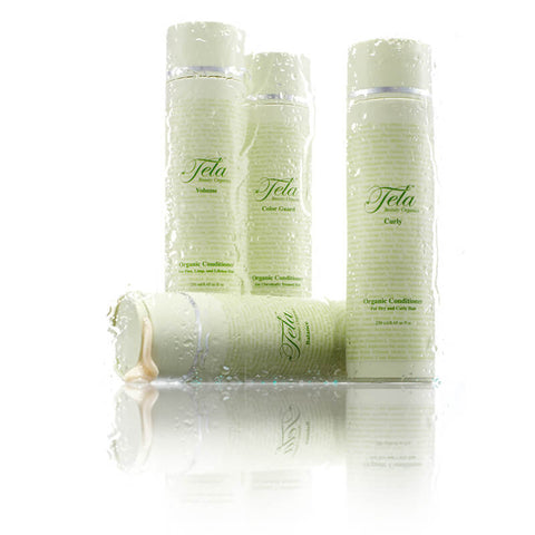 Tela Beauty Organic Conditioners