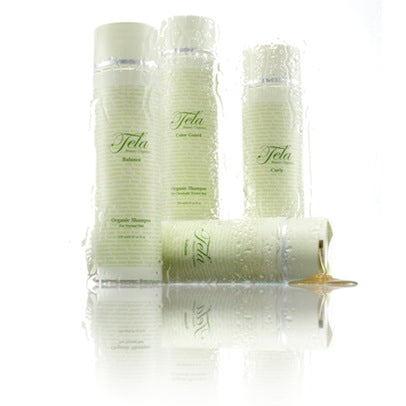 tela beauty organics shampoo and conditioner