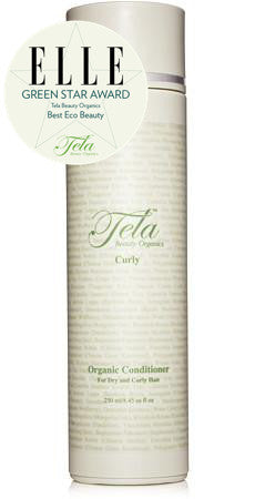 the best organic curly conditioner, curly conditioner , tela beauty organics  by Philip Pelusi