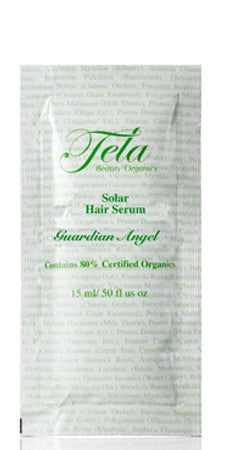 Tela Beauty Organics Guardian Angel Solar Hair Serum