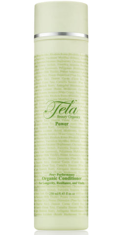 Tela Beauty Organics Power Conditioner with probiotics