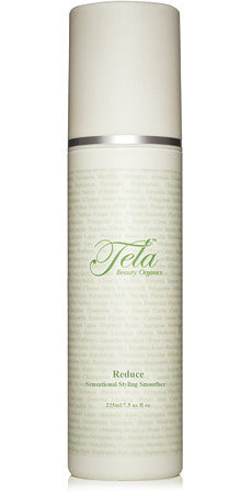 Reduce sensational styling smoother, tela beauty organics by philip pelusi