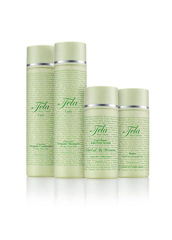 Curl of My Dreams Set by Tela Beauty Organics