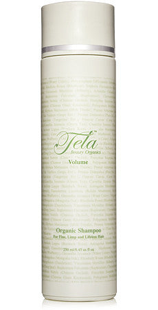 volume shampoo, hair volume, organic shampoo, tela beauty organics, tela, healthy hair,