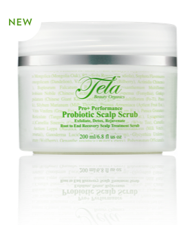 Tela Beauty Organics Probiotic Scalp Scrub
