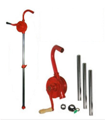 HD Rotary Hand Pump In Box