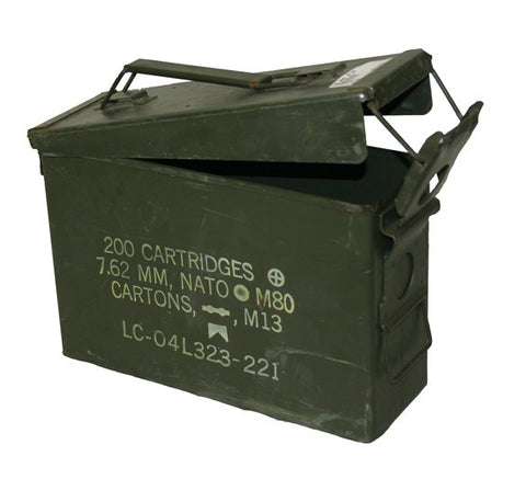 30 Caliber Ammo Can