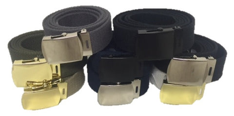 Web Belts