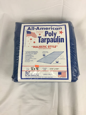 All-American Made Tarp