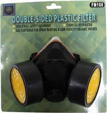 Double-Sided Plastic Filter