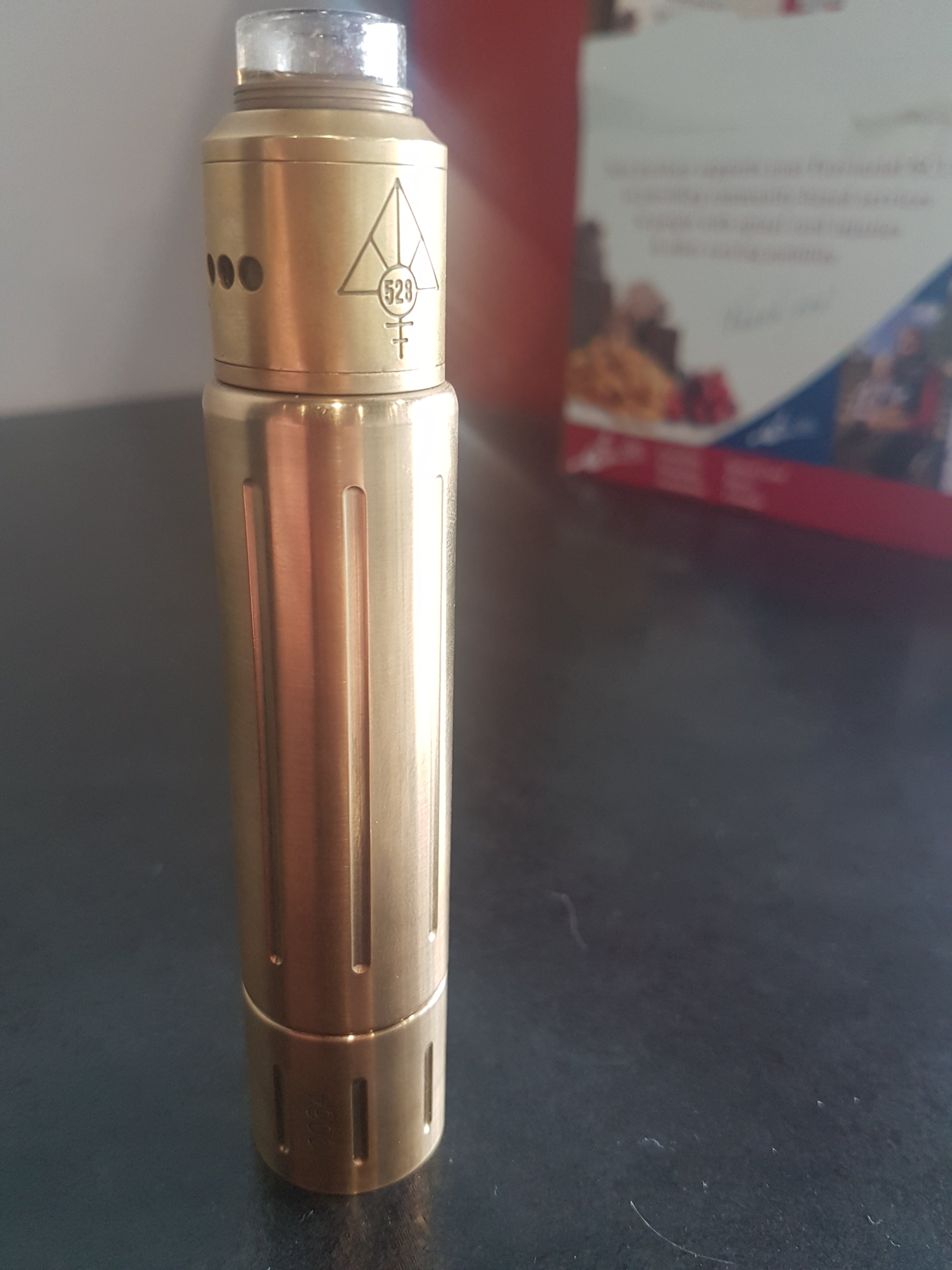 Dragon Mod Co. Twenty7 mod - Vape Cafe Ltd