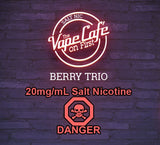 Vape Cafe Salt Nicotine - Vape Cafe Ltd