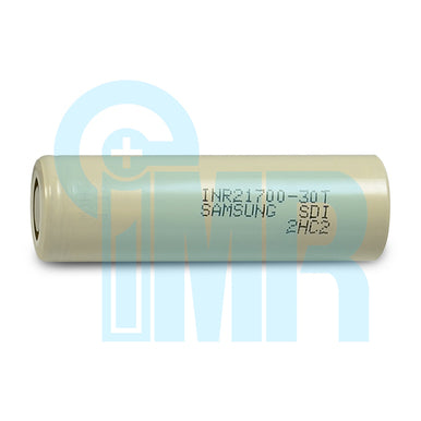 Samsung 30t 3000mAh 35amp Battery (21700)