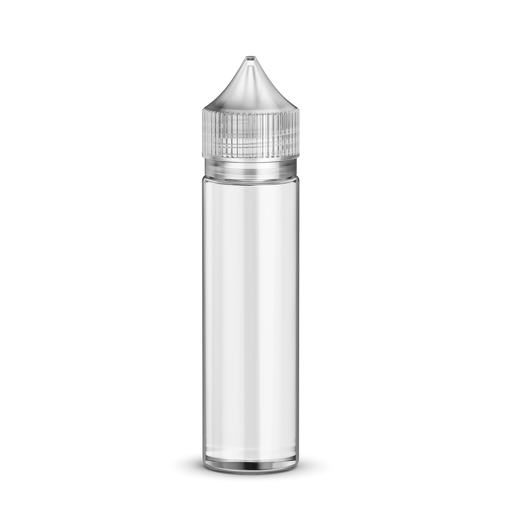 Wide Mouth E-liquid Bottles
