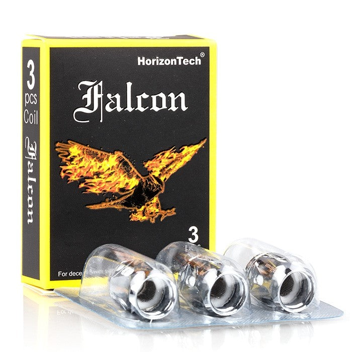 Horizontech Falcon (and Falcon King) Replacement Coils (3pcs/pack)