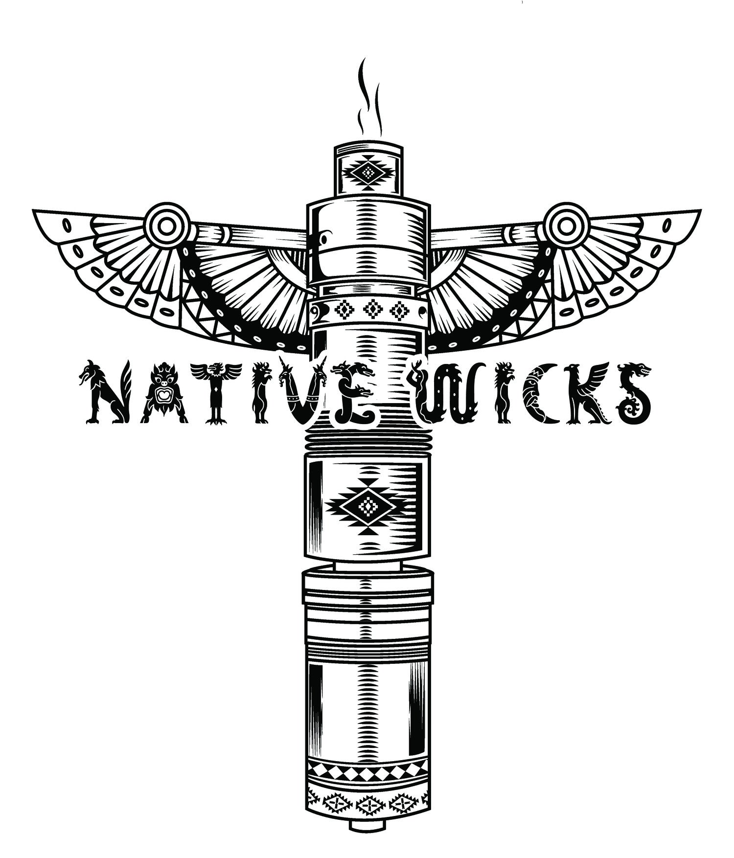 Native Wicks Cotton (Pk) - Vape Cafe Ltd