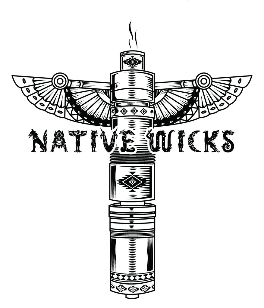Native Wicks Cotton (Pk)