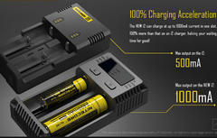 Nitecor i2 Intellicharger - Vape Cafe Ltd